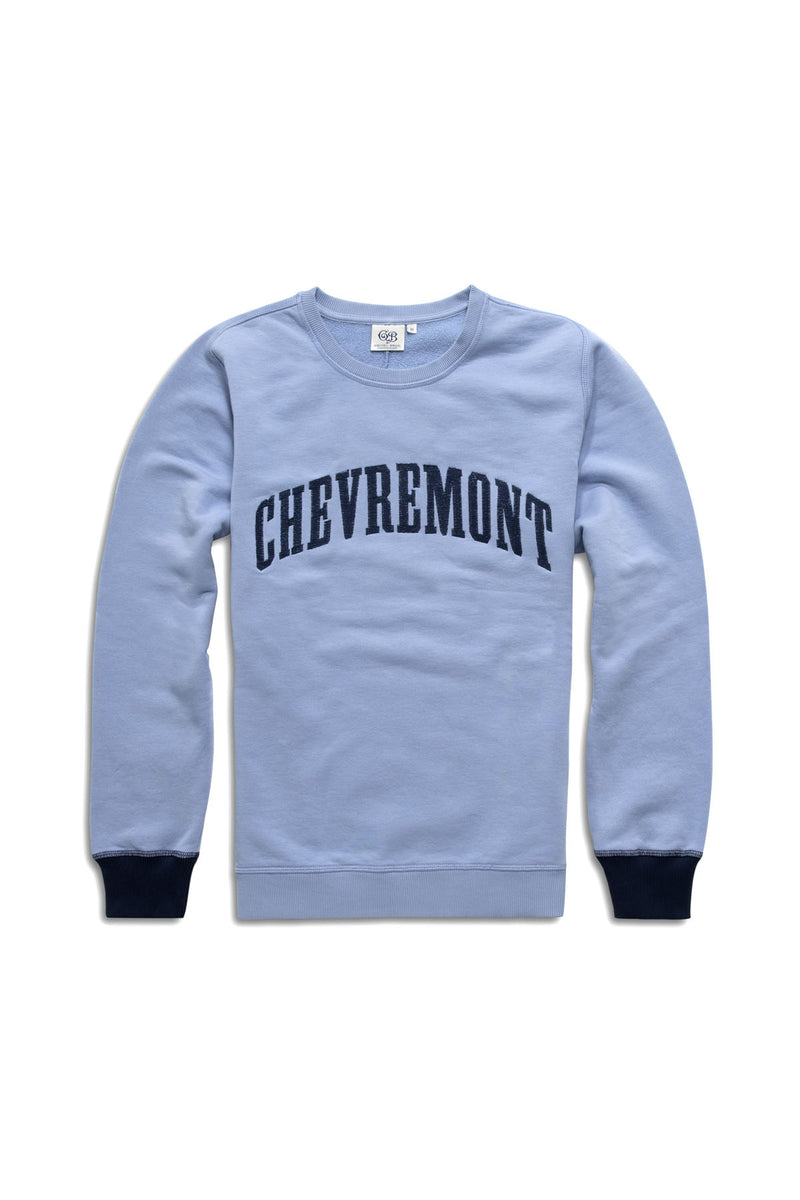 Sweater Chevremont Sleet- Dress blue