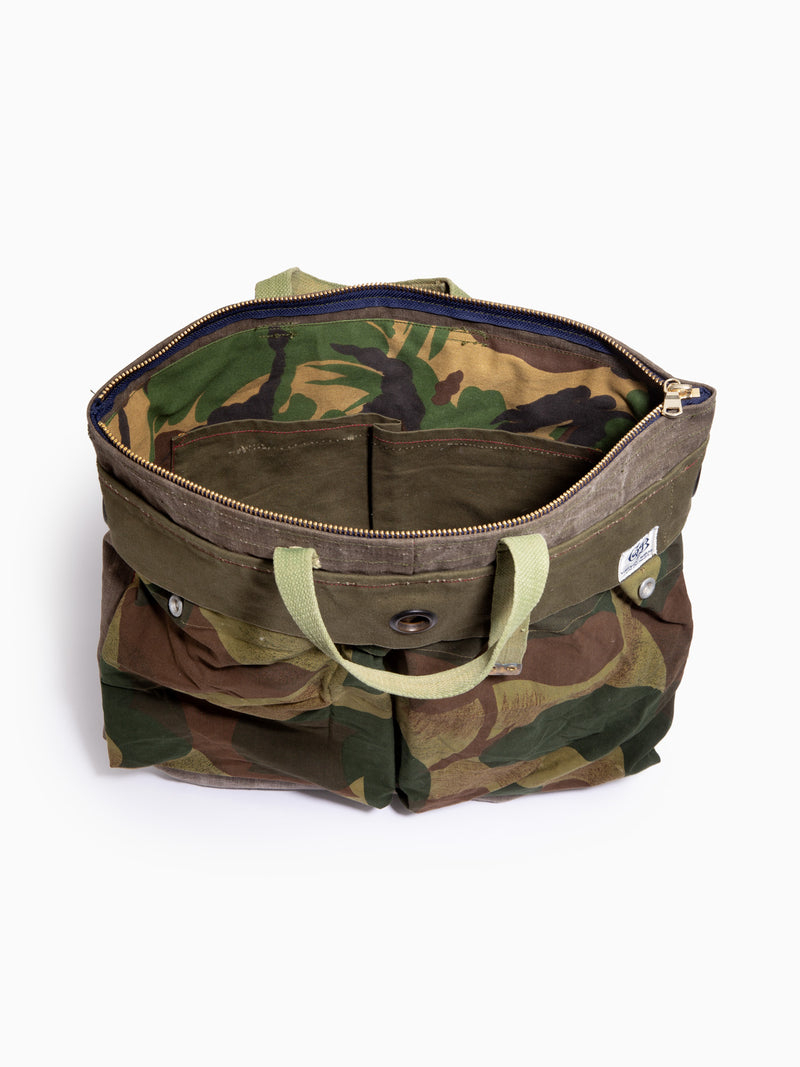 Military GI Style Flyers Helmet Bag
