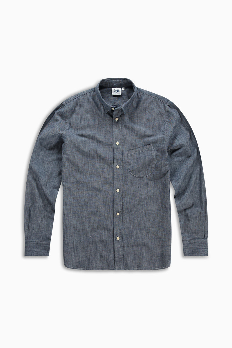 Worker-shirt Reg. LS Chambray