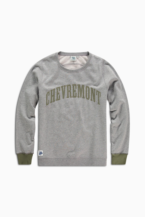 Sweater Chevremont Grey-Terrarium Moss