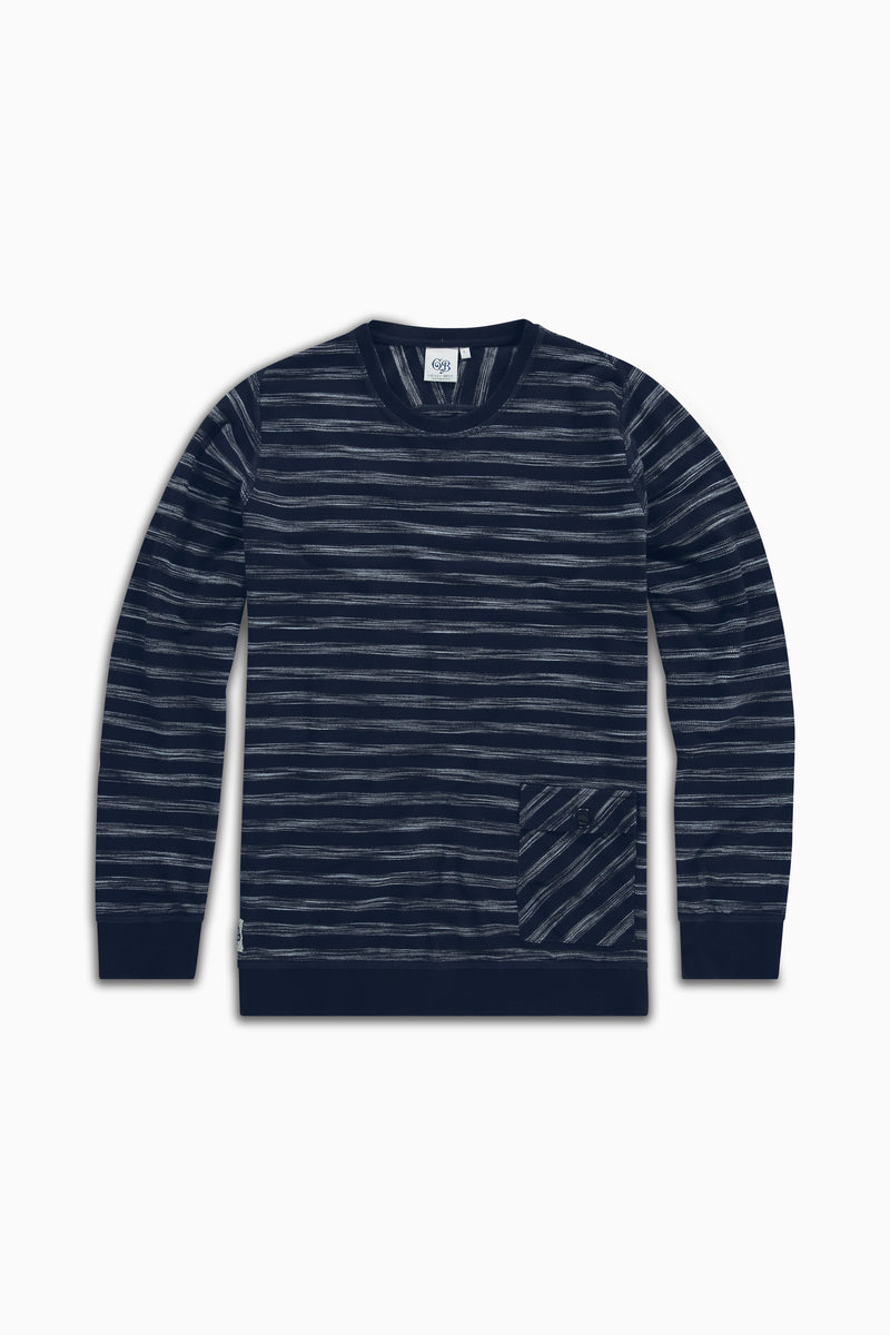 Sweater Indigo Stripe