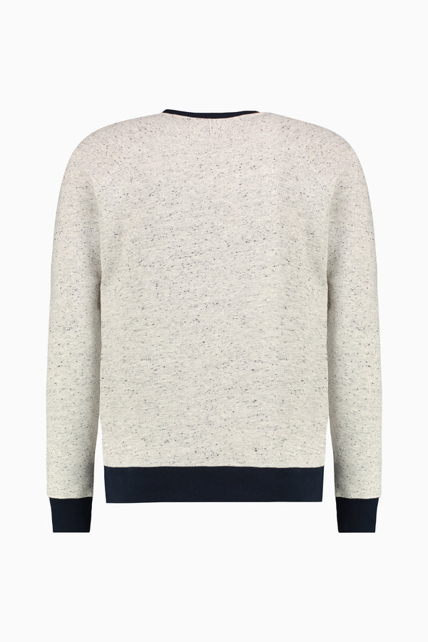Sweater Chevremont Grey-Navy