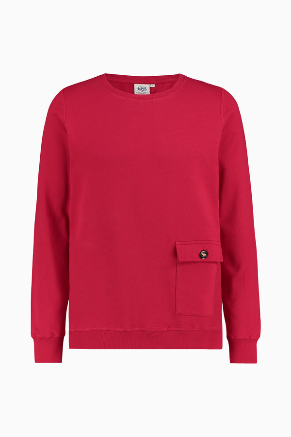 Sweater Jespers Red