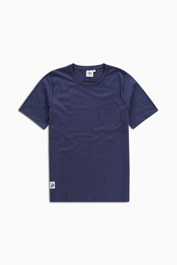 Curved Pocket Tee Eclps