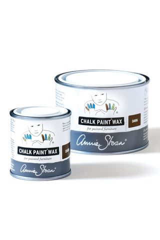 Dark Chalk Paint Wax by Annie Sloan