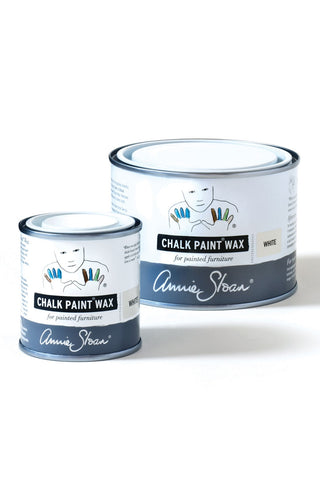 White Chalk Paint Wax by Annie Sloan