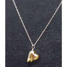 Load image into Gallery viewer, Golden heart Necklace - Necklace
