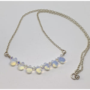 Moonstone necklace - Necklace