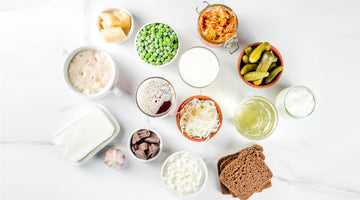 Probiotics in Food vs Probiotics in Supplements: What's the Difference