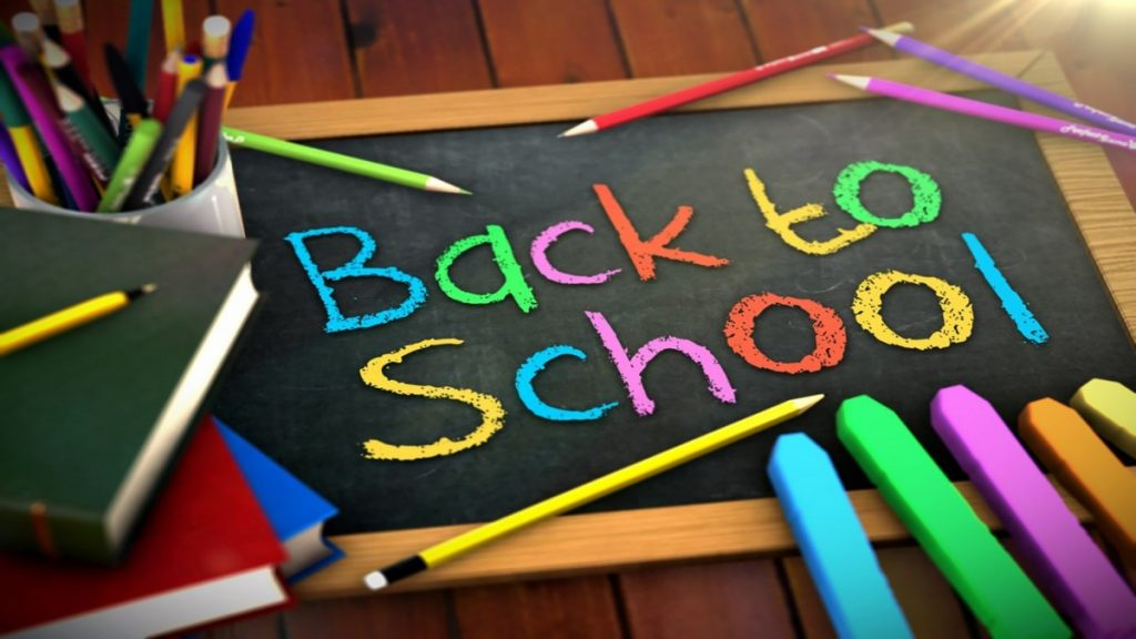 Back to School Energy Saving Tips!