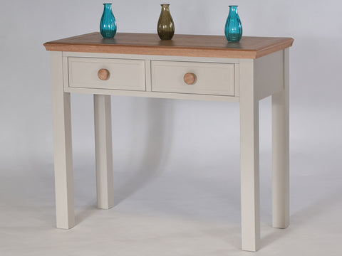 Stamford Two Tone Painted Dressing Table