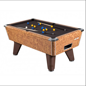 Supreme Winner Free Play Championship Pool table in Premium Finishes