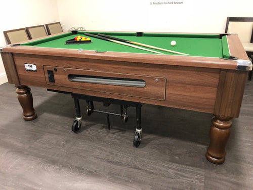 DPT Ascot 2.0 Coin Operated Pool table