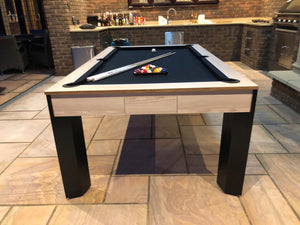 Superpool ALFRESCO OUTDOOR Pool Diner Table