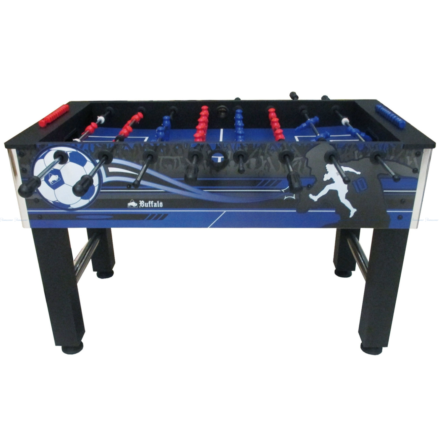 Blue Bandit II Football Table by Buffalo