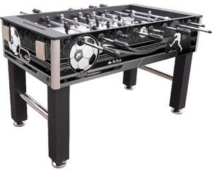 Black Bandit II Football Table by Buffalo