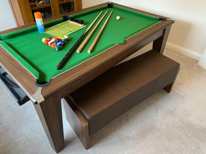 Supreme Classic Meeting pool Table