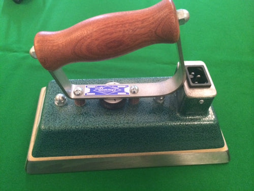 Snooker and Pool Table Dowsing Iron