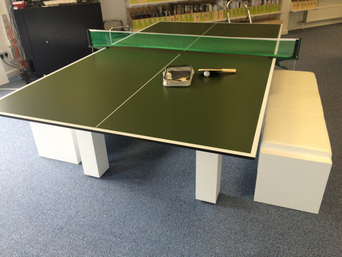 9' x 5' Tournament Standard Size Table Tennis Tops for Your Table!
