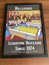 Load image into Gallery viewer, BILLIARDS IN BUZZARD (picture)