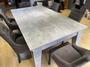Supreme Italian Grey Classic Diner *EXCLUSIVE to SUPERPOOL*