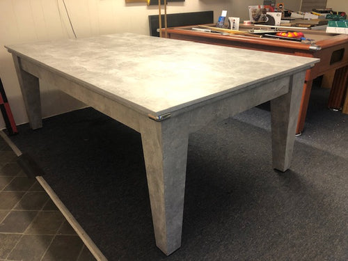 Supreme Italian Grey Classic Meeting Pool table *EXCLUSIVE to SUPERPOOL*