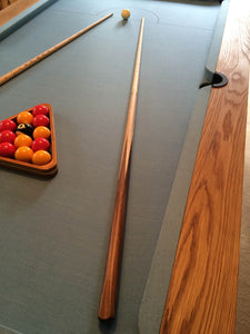 The Oak English Pool table