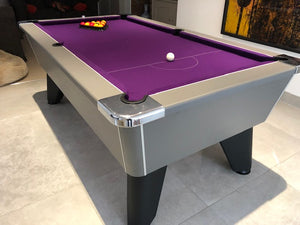 DPT Omega 2.0 Free Play  Pool table