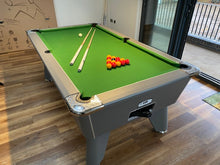 Load image into Gallery viewer, DPT Omega Pro 7' x 4' Onyx Grey Free Play  Pool table IN STOCK
