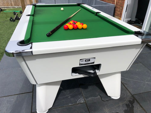 DPT Outback Coin Operated, Outdoor Pool Table