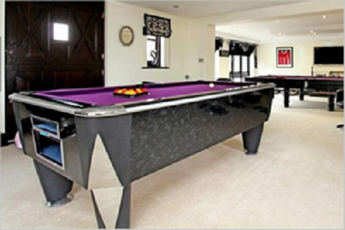 SAM Magno Allegro Reconditioned American Pool Table (In Stock Now)