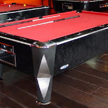 Load image into Gallery viewer, SAM Magno Reconditioned American Pool Table (In Stock Now)