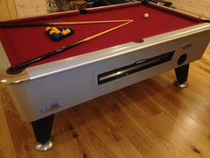SAM Atlantic Coin Operated Pool Table