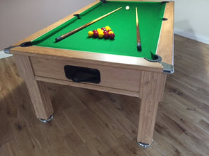 Supreme Slimline Prince Free play Pool Table