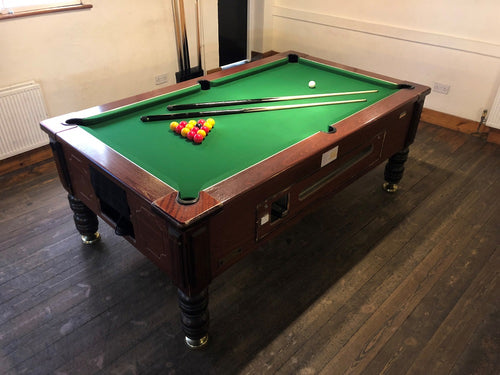 Reconditioned Superleague Traditional 7' x 4' (Aailable After Lockdown)