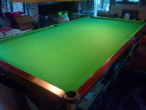Snooker Table Recovering