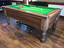 Load image into Gallery viewer, **In Stock** 6' Walnut Supreme Prince Free Play Pool table
