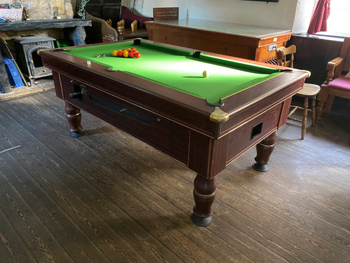 Excel Mayfair 6' x 3' Reconditioned Pool table