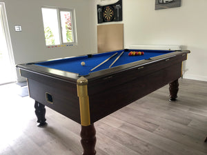 Excel Regent 7' x 4' Reconditioned Pool table
