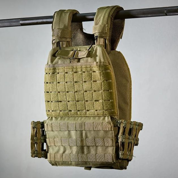 Tactical Viktväst Green 9kg