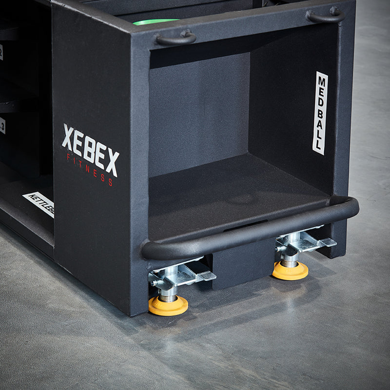 Xebex HIIT Bench Crate