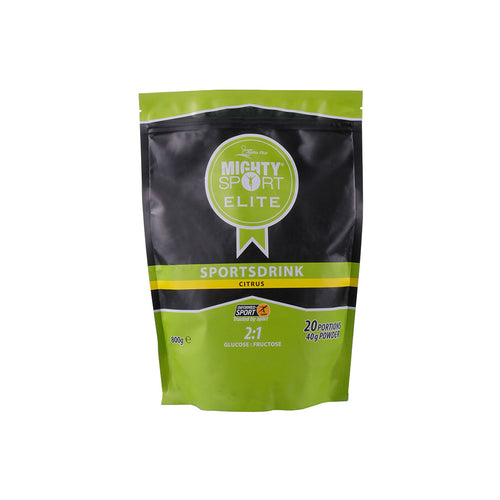 Mighty Sport ELITE Sports Drink Citrus 800g