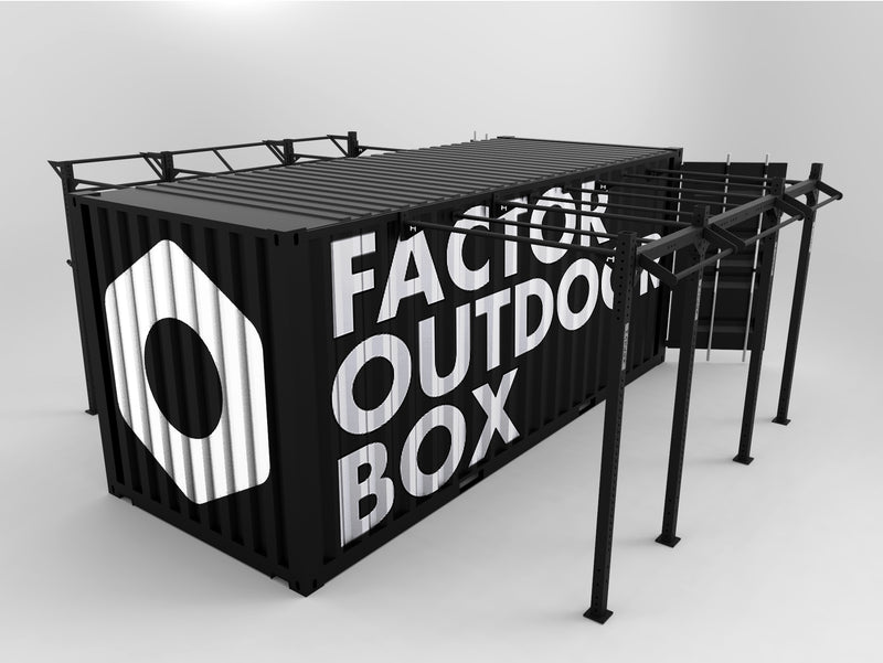 Outdoor Box - Medium