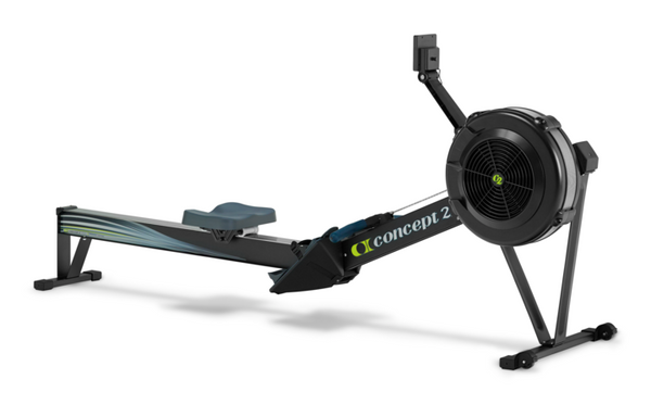Concept2 Rower Black Model D