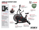 Xebex Air Plus Expert Bike