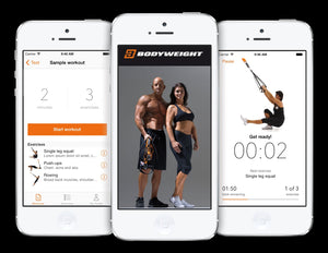 Bodyweight Training System