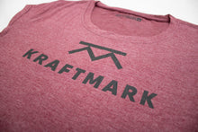 Load image into Gallery viewer, T-shirt Purple - Kraftmark