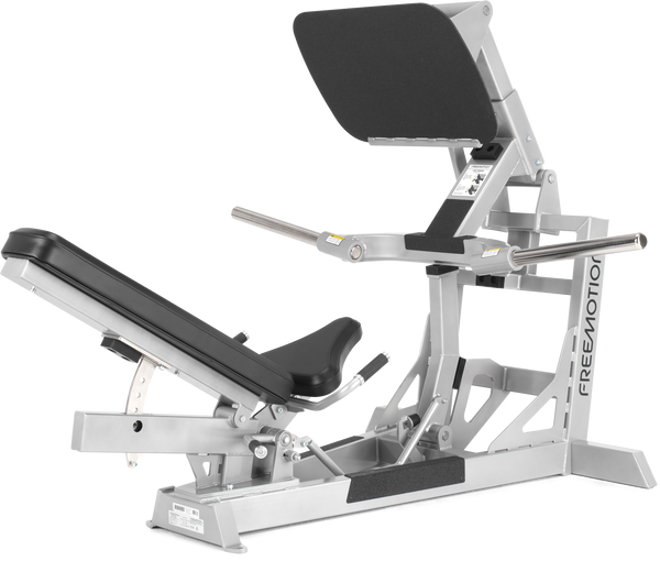 Freemotion - Epic Free Weight Plate Loaded Leg Press