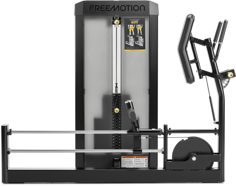 Freemotion - Selectorized Glute