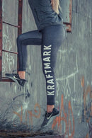 Tights Charcoal Gray Dam